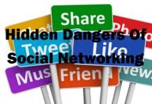 Hidden Dangers Of Social Networking