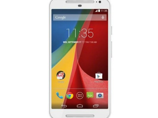 Moto G 2nd Generation With New Features
