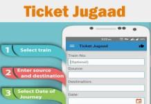 Ticket Jugaad