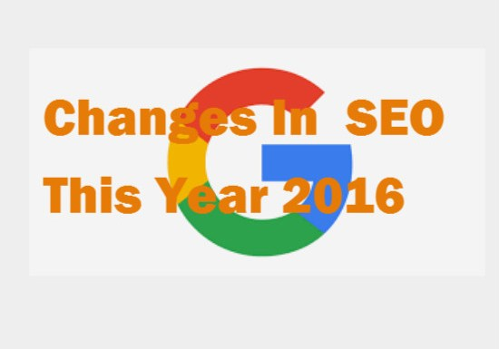 Changes In SEO This Year