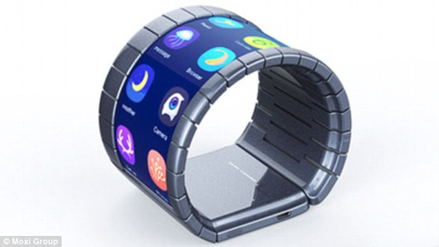 Chinese firm to Unveil the Bendable Smartphone