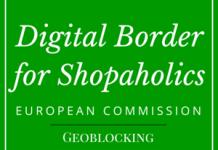 Digital Border for Shopaholics