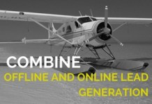 Offline and Online Lead Generation