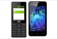 Airtel Karbonn A40 VS JIO phone