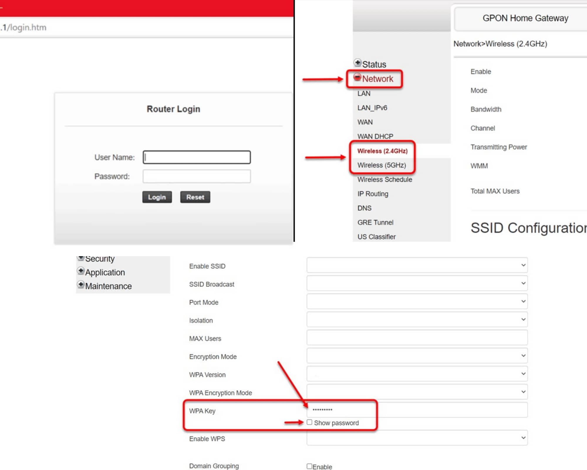How to change Airtel WiFi Password using the router