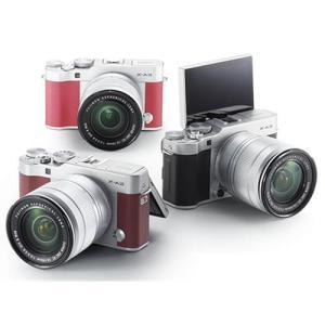Fujifilm X-A3 – 24.3 MP Mirrorless Digital Camera