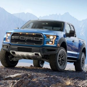 FORD RAPTOR 4WD 2.0L AT DOUBLE CAB