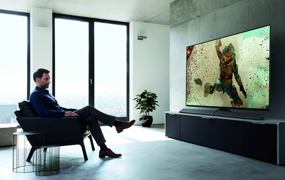Top Five Best Living Room 4k Hdr Televisions 2018 Technuovo Com