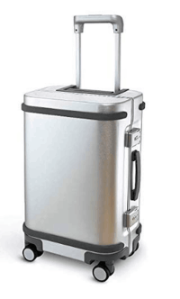 Best Travel Tech Gadgets You Must Carry While Traveling Smart Carry-On Suitcase