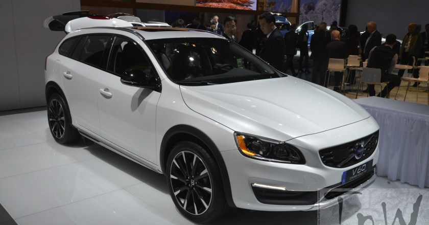2015 NAIAS Detroit: Volvo S60 & Volvo S60 Cross Country [Image Gallery]