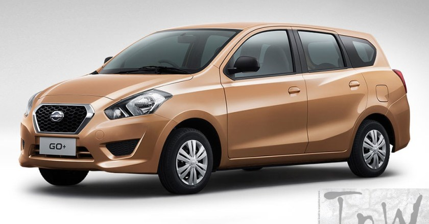 Datsun launches Go+ at INR 3.79 lakhs. To take on compact sedans in India