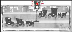 The 'traffic signal light' system celebrates 100th anniversary
