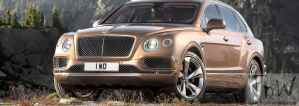 Image Gallery: Bentley Bentayga SUV