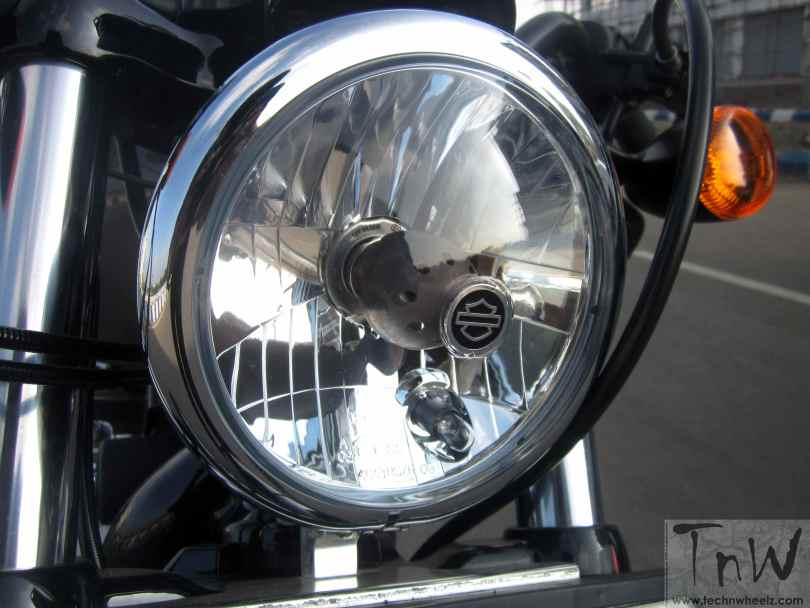 Harley Davidson Forty-Eight headllamp