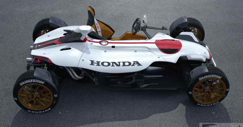 Honda to debut 'Project 2&4 powered by RC213V', at the 66th Frankfurt Motor Show