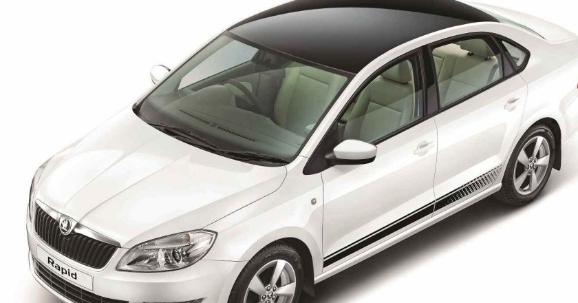 ŠKODA India launches Rapid 'Anniversary Edition' starting at Rs. 6.99 lakh