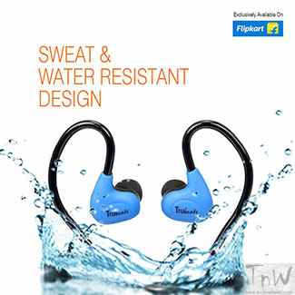 Amkette Introduces 'Pulse' earphones designed for sports enthusiasts