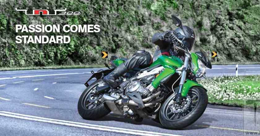 DSK Benelli inaugurates its showroom in Chandigarh