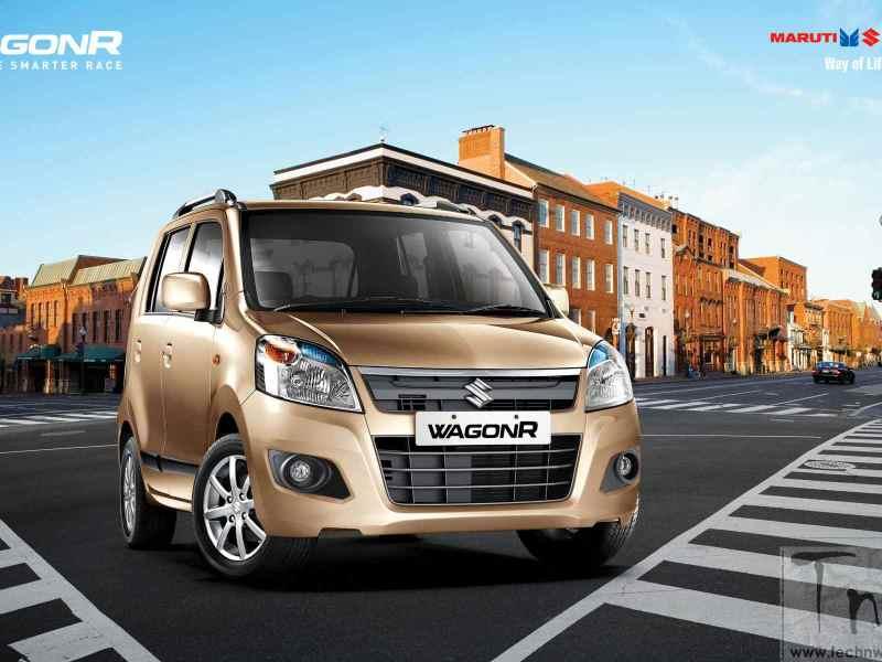 Maruti Suzuki WagonR with AMT launch this Nov. Price hike by 50k