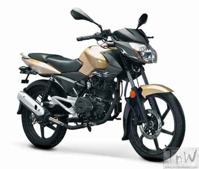 Berang Motorcycle (BRG150-9)