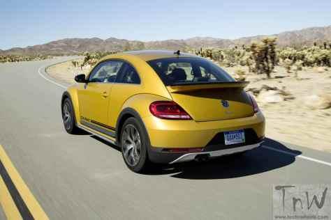 The new Volkswagen Beetle Dune