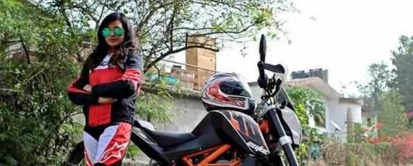 WORLD WOMEN RIDERS- Vishakha Fulsunge