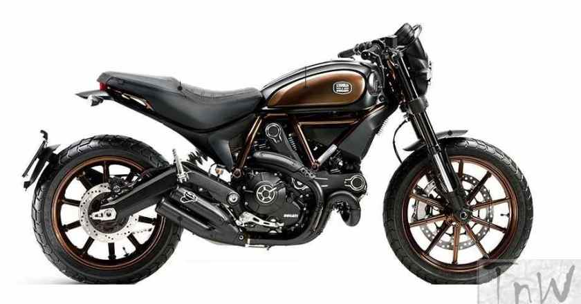 Ducati Scrambler Italia Independent unveiled. Only 1077 units to be made