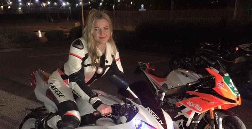 World Women Riders: Ieva Baublyte from United Kingdom (Part-1)