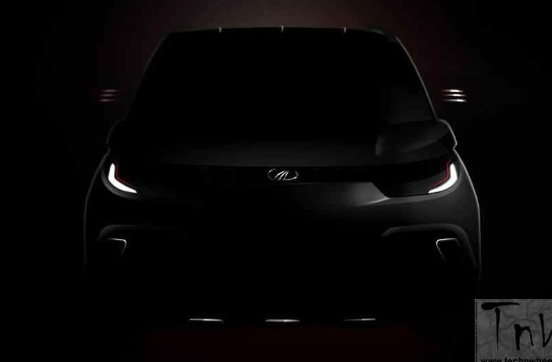 Mahindra releases S101 teaser. Reveal on December 18