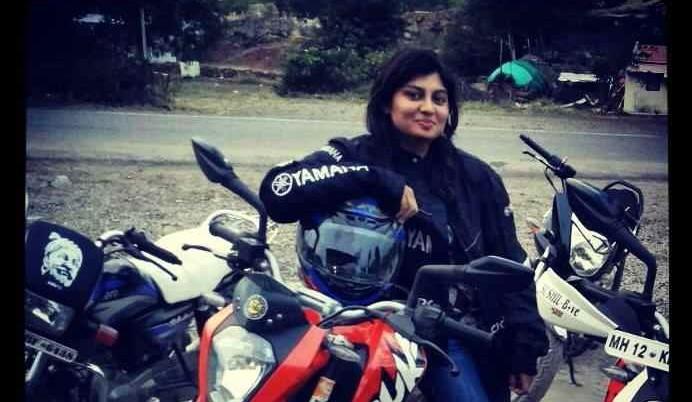 World Women Riders: Kalyani Potekar