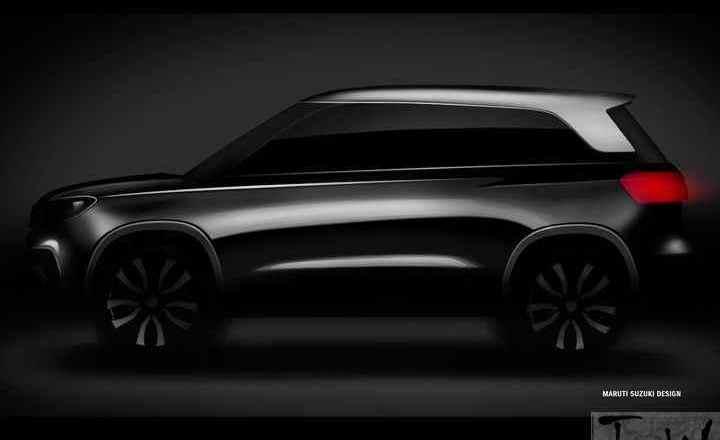 Maruti Suzuki teases compact SUV- Vitara Brezza. Auto Expo Debut