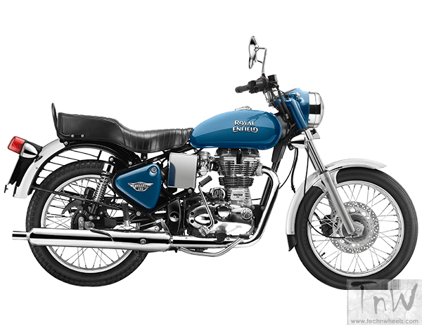 Royal Enfield adds new colours across its motorcycle range