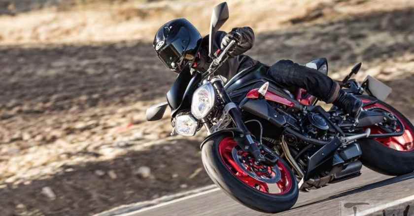 Triumph Street Triple RX 'Black' edition launched