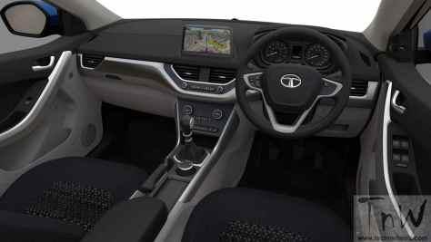 Tata Nexon Compact SUV (8)