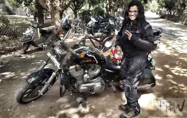 Anjaly Rajan - The Riderni (5)