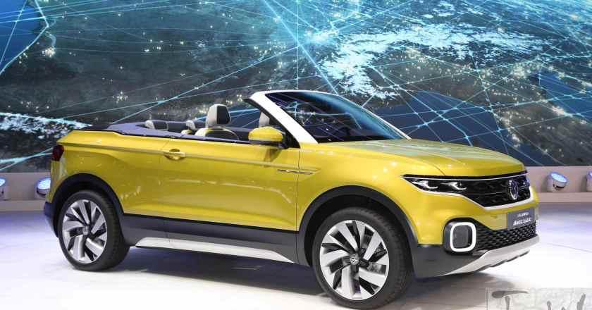 Image Gallery: Volkswagen @ 2016 Geneva International Motor Show