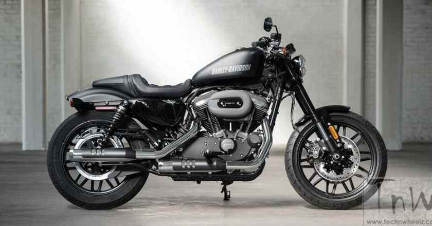 2016 Harley-Davidson Roadster from Harley's Dark Custom lineup