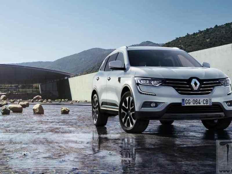 Renault reveals new Koleos at 2016 Beijing Auto Show