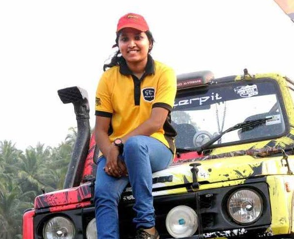 Women on Wheels: Athira Murali, National record holder and off-road racer