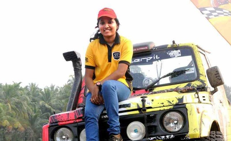 In conversation with Athira Murali, India's upcoming off-road racer
