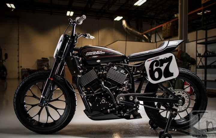 Harley Davidson unveils the New Gen, Liquid-Cooled XG750R ...