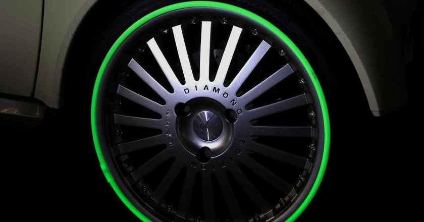 ALLOYGATOR LIGHTS- innovative alloy wheel protection system