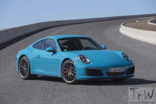 Porsche updates 911 range in India. Prices range between INR 1.42 and 2.66 crore