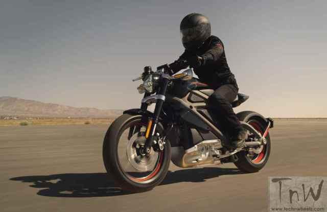 Harley-Davidson Project LiveWire (6)
