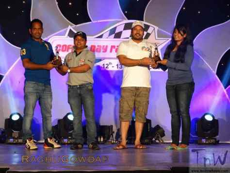 Coffee Day Rally 2014_Stage Ceremony