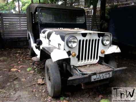 1989 CJ500 High Torque Jeep