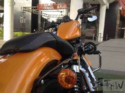 Vintage Barrel Harley-Davidson Iron 883 (40)