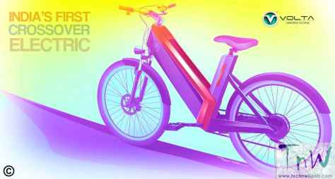 Volta ZAP electric bike