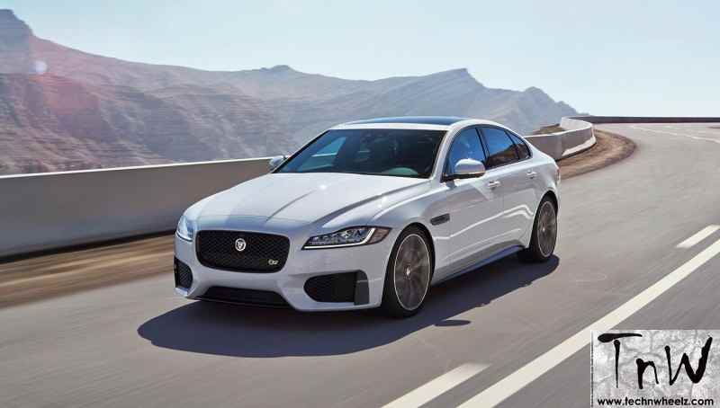 2016 Jaguar XF launched with prices starting at Rs 49.50 lakh