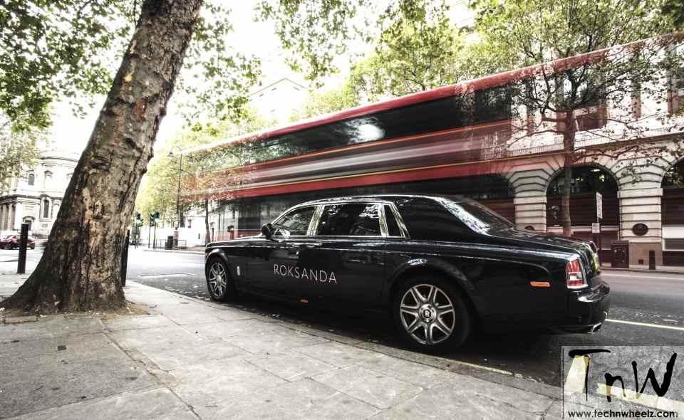 Rolls-Royce Motor Cars London teams up with Roksanda